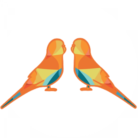 Parrot Illustration Karen Doherty Couples Reconnection Therapy